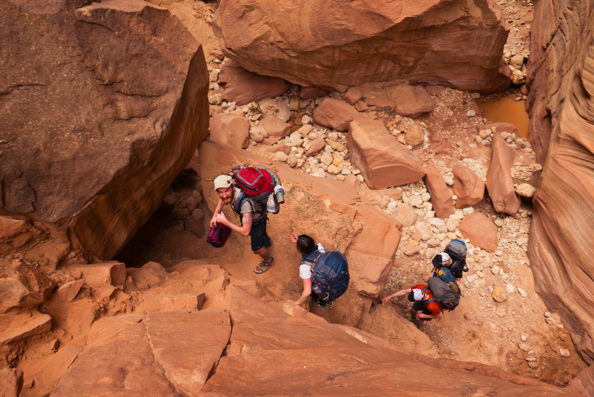 Paria Canyon — Paria River Hike